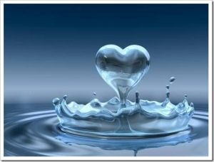 Love will change the world, one ripple at a time...